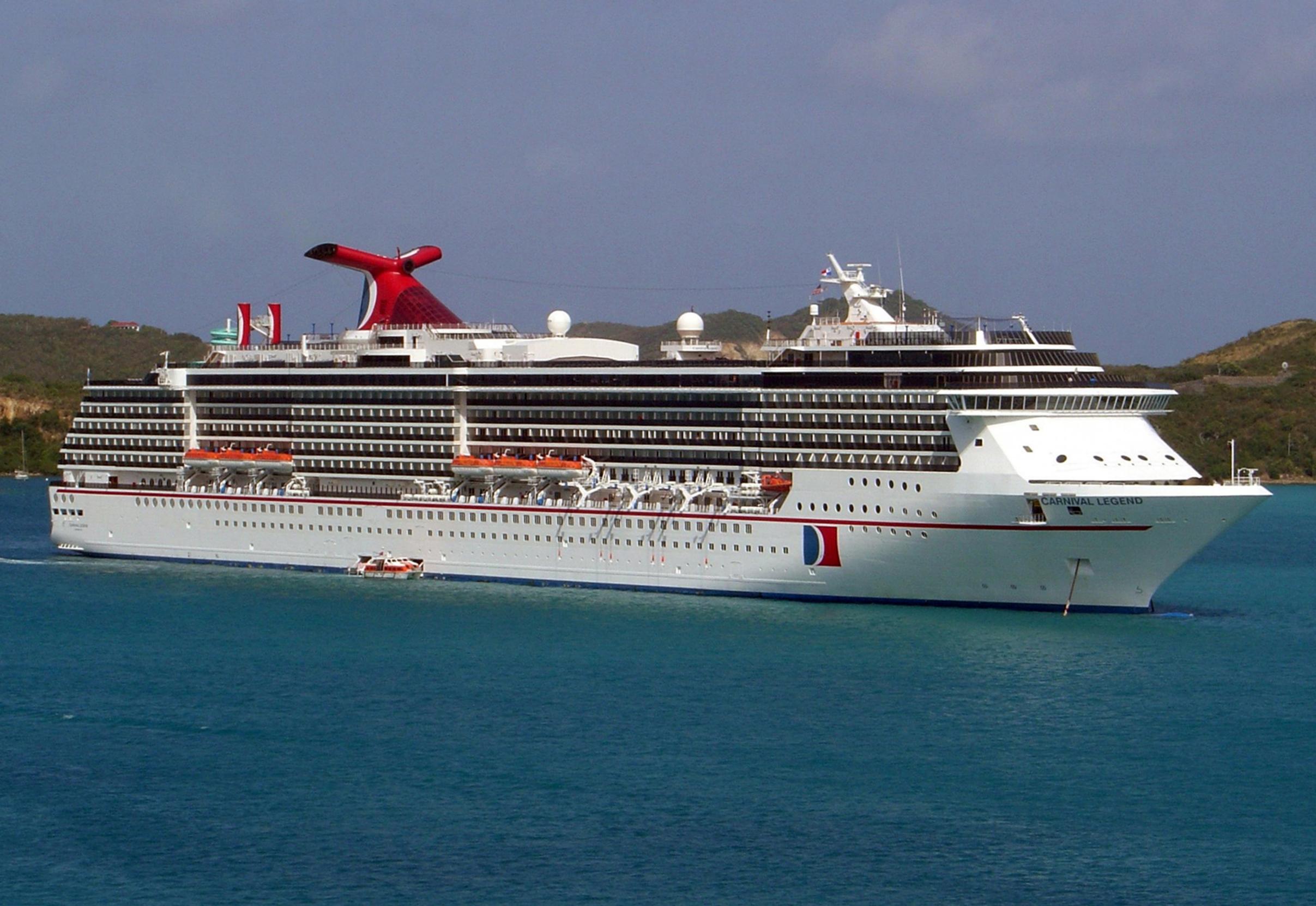 7 Night Alaska With Carnival Legend Virikson Cruises