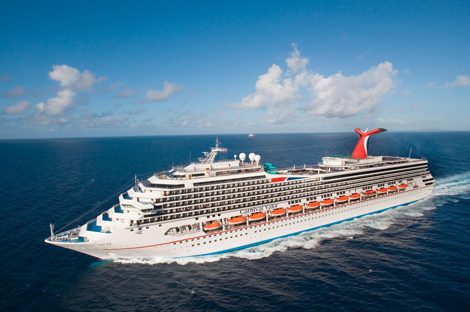 5 Night Caribbean Western With Carnival Valor Virikson Cruises