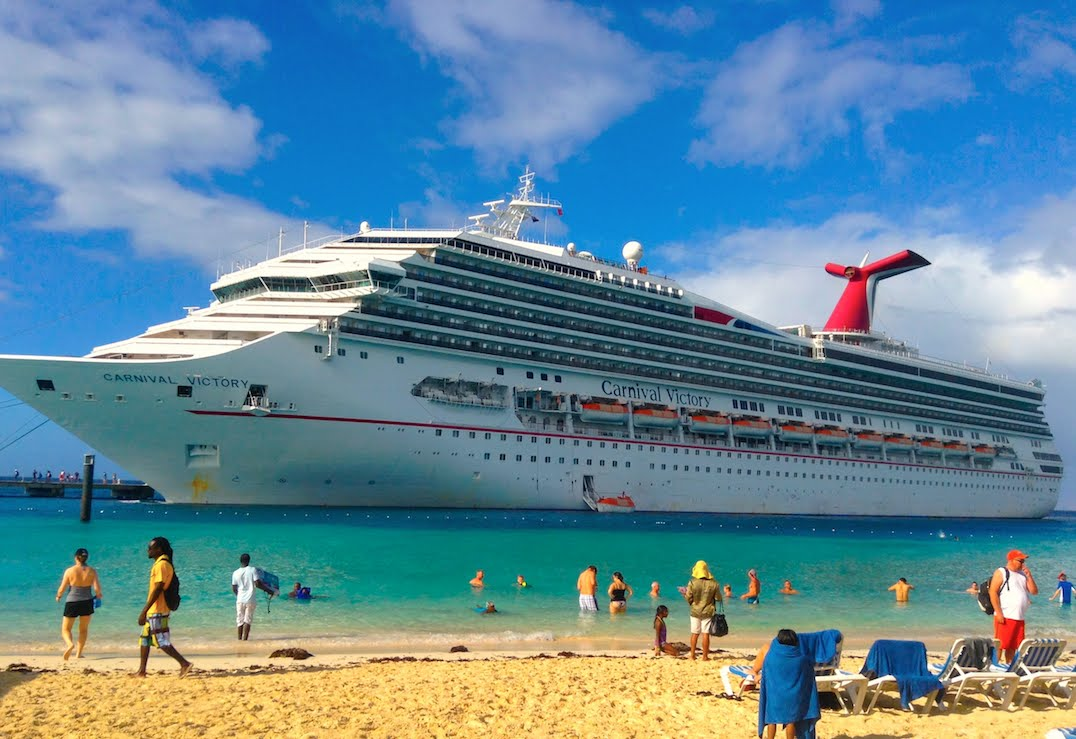 4 Night Caribbean Western With Carnival Victory