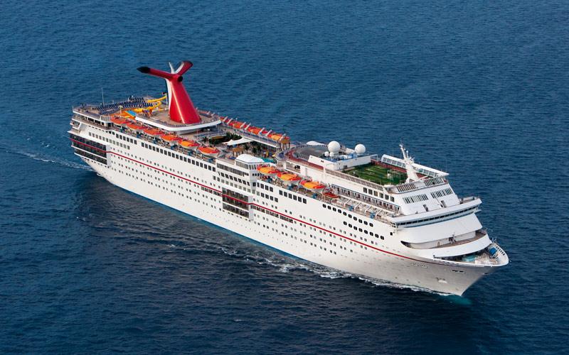 Night Bermuda With Carnival Ecstasy Virikson Cruises - Cruises departing from charleston sc
