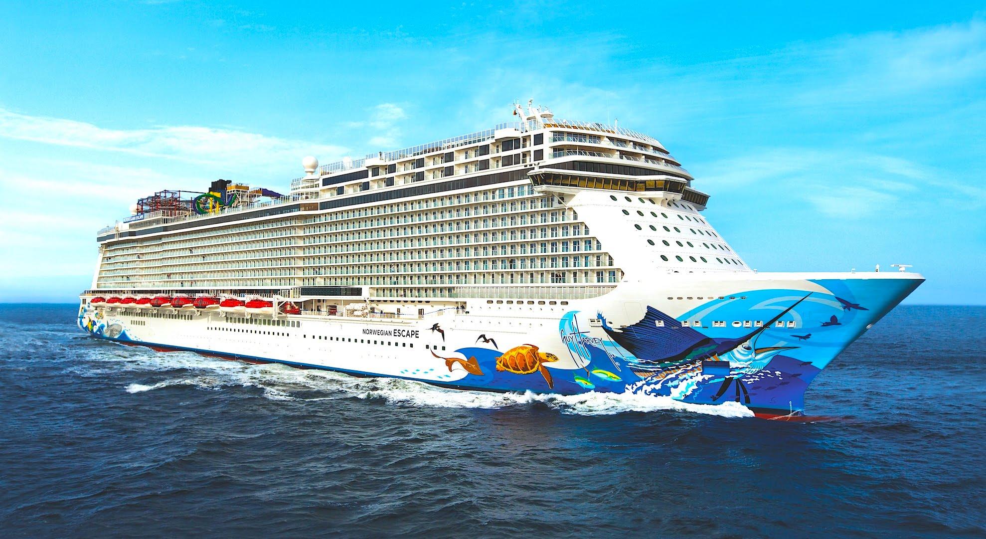 Night Bahamas With Norwegian Escape Virikson Cruises - Cruise ships to the bahamas