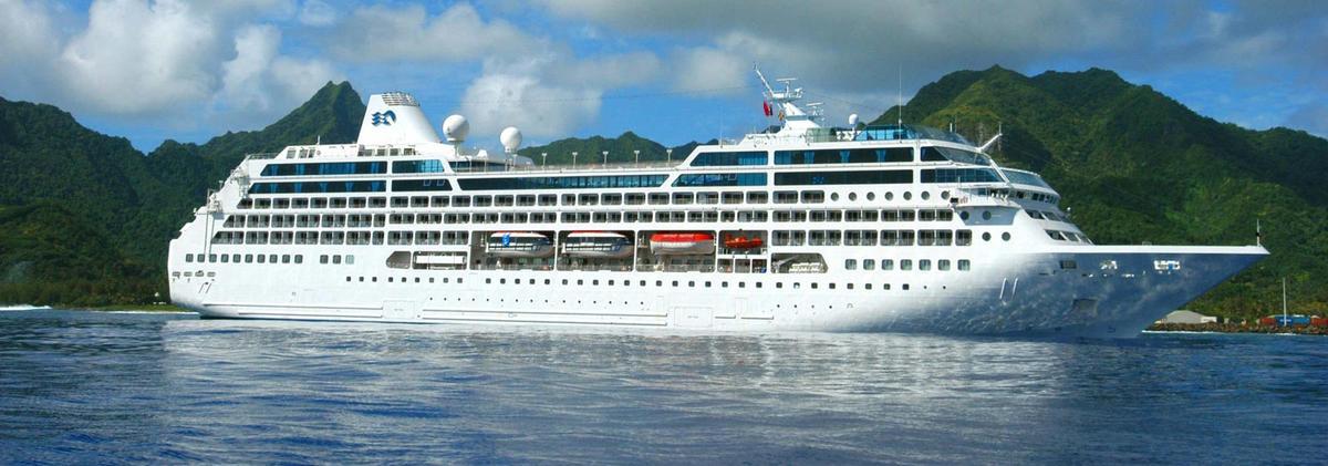 22 Night World With Pacific Princess Virikson Cruises