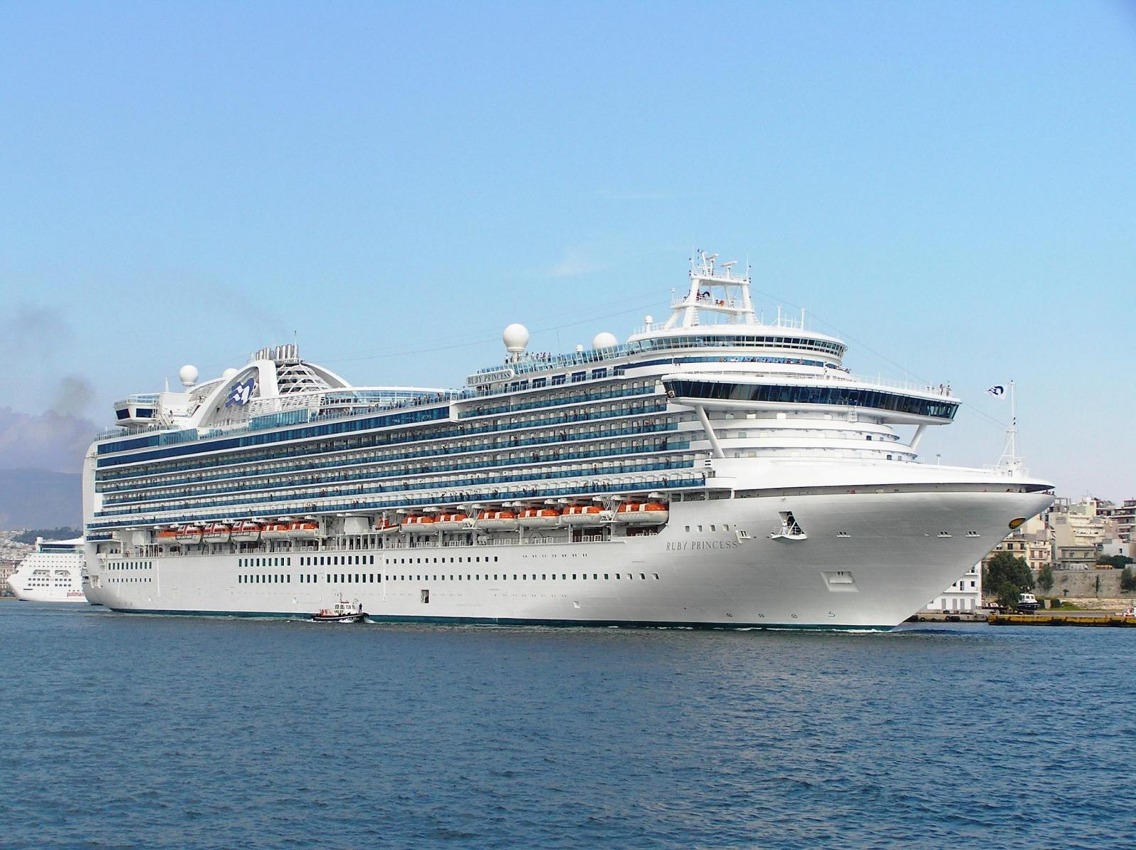 4 Night U S Pacific Coast With Ruby Princess Virikson