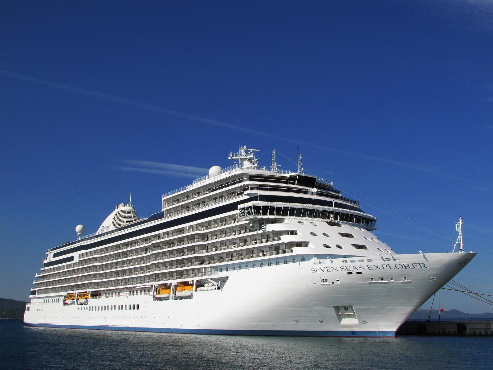 Seven Seas Explorer Virikson Cruises