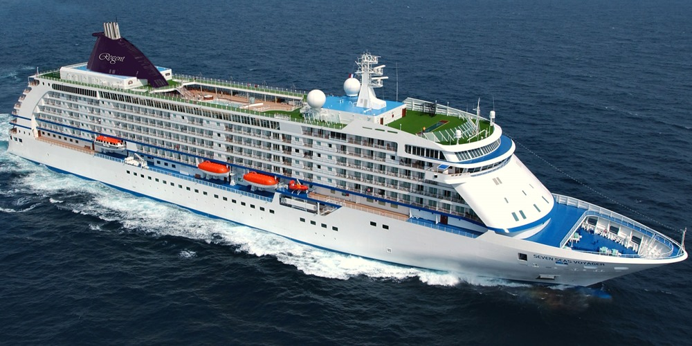 Seven Seas Voyager Virikson Cruises