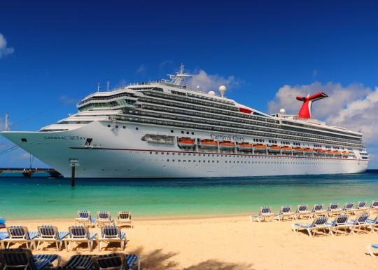 4 Night Caribbean – Western with Carnival Glory | Virikson ...