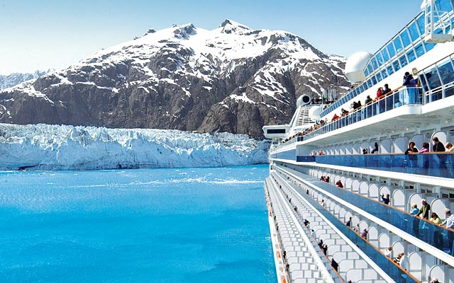 7 Night Alaska With Norwegian Jewel Virikson Cruises