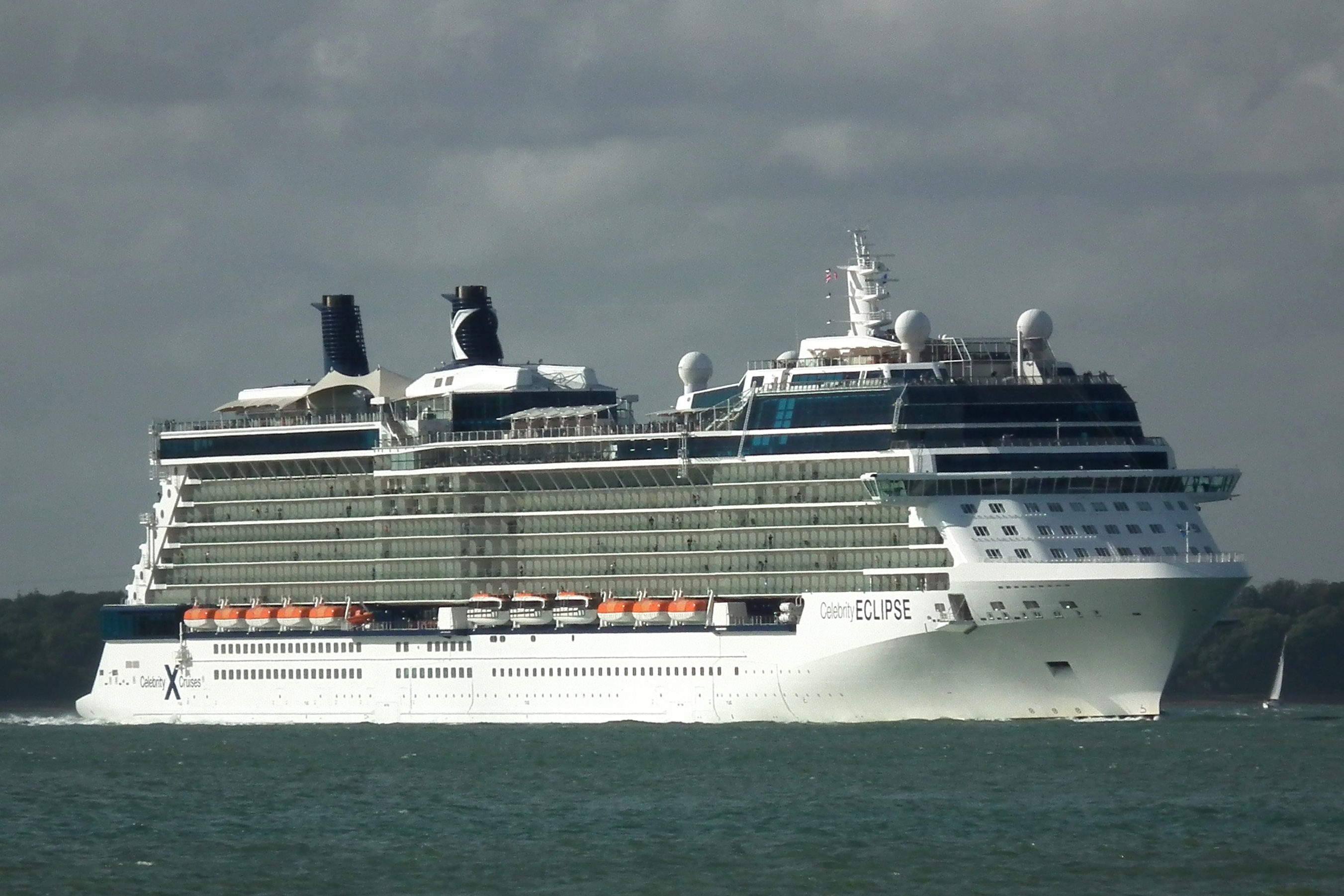 Learn More About the Celebrity Eclipse Cruise Ship