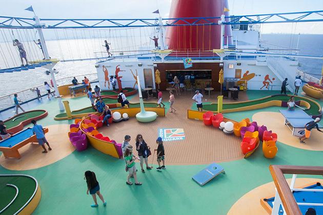 Carnival Breeze Virikson Cruises