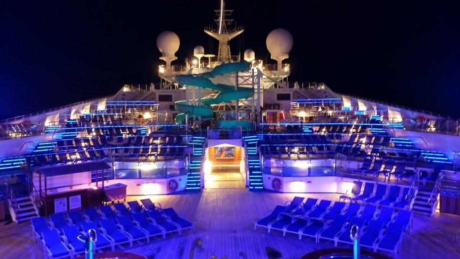 Carnival Conquest Virikson Cruises