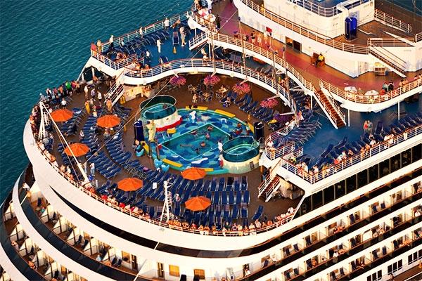 Carnival Dream Virikson Cruises