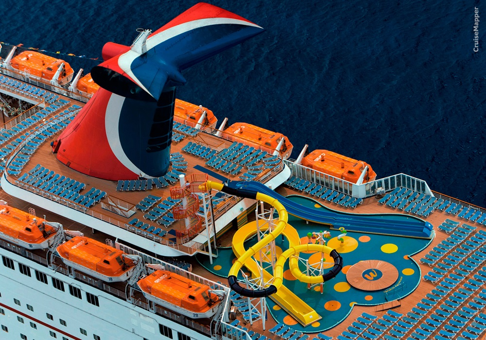 Carnival Ecstasy Virikson Cruises