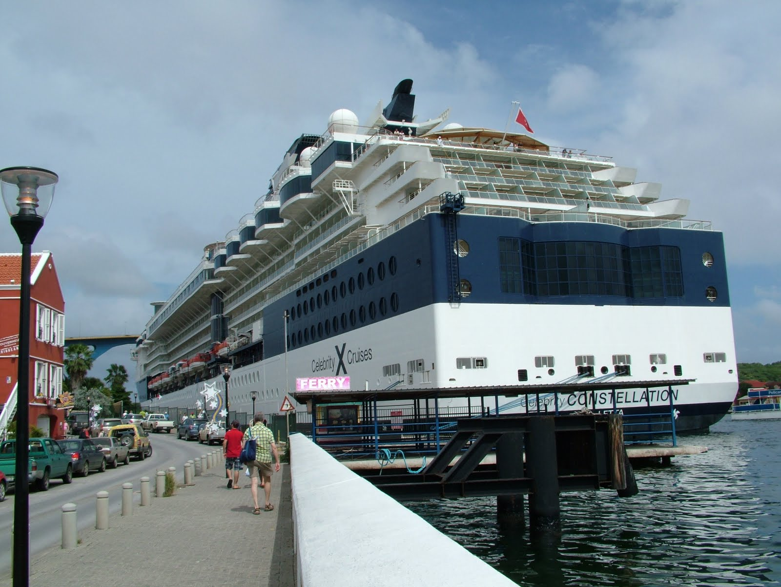 Bayonne (Cape Liberty) to Bermuda Celebrity Summit Cruise ...