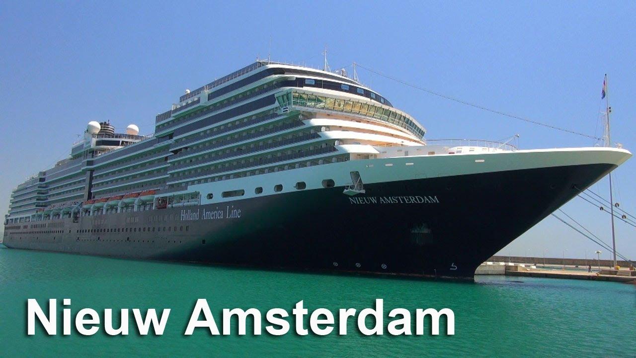 Nieuw Amsterdam Virikson Cruises