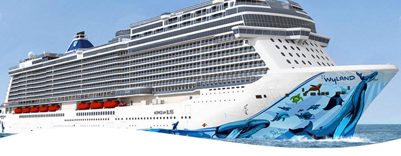 Norwegian Bliss Virikson Cruises